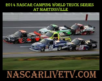 NASCAR Camping World Truck Series at Martinsville