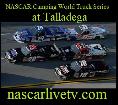 NASCAR Camping World Truck Series at Talladega