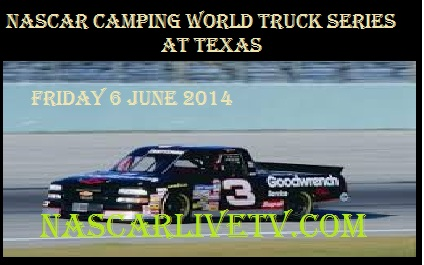 NASCAR Camping World Truck Series at Texas