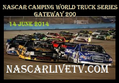 NASCAR Camping World Truck Series Gateway 200