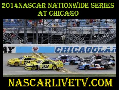 NASCAR Nationwide Series at Chicago