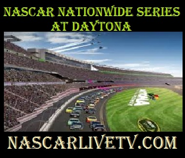 NASCAR Nationwide Series at Daytona