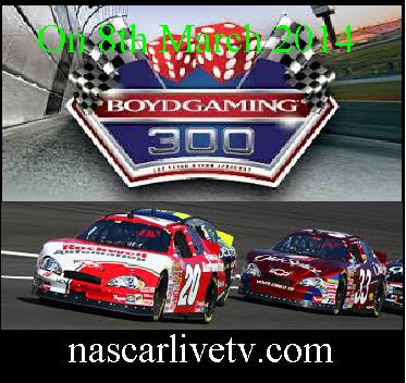 NASCAR Nationwide Series at Las Vegas