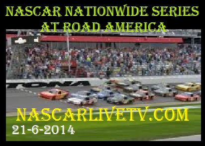 NASCAR Nationwide Series at Road America
