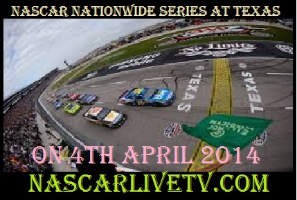 NASCAR Nationwide Series at Texas
