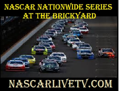 NASCAR Nationwide Series at the Brickyard