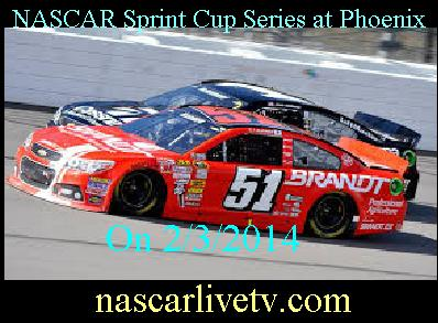 NASCAR Sprint Cup Series at Phoenix
