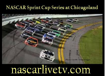 NASCAR Sprint Cup Series at Chicagoland