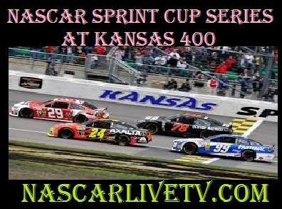 NASCAR Sprint Cup Series at Kansas