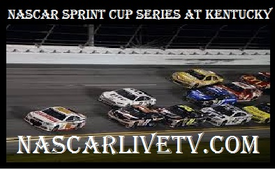 NASCAR Sprint Cup Series at Kentucky