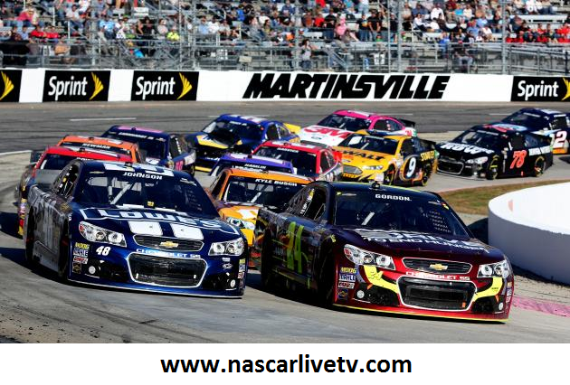 NASCAR Sprint Cup Series at Martinsville