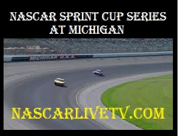 NASCAR Sprint Cup Series at Michigan