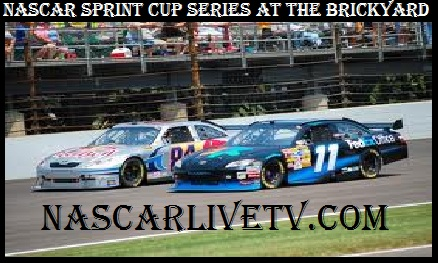 NASCAR Sprint Cup Series at The Brickyard