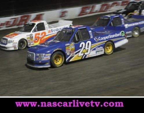 NASCAR Truck Series at Eldora