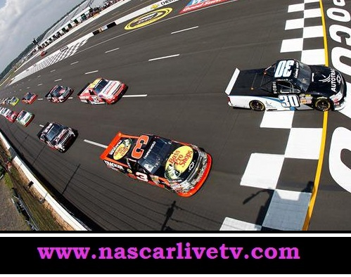 NASCAR Truck Series at Pocono
