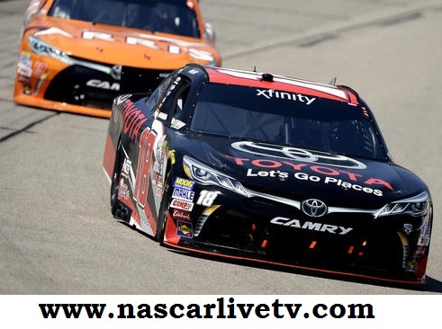 NASCAR XFINITY Series at Iowa