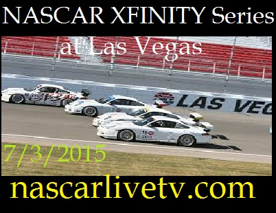NASCAR XFINITY Series at Las Vegas