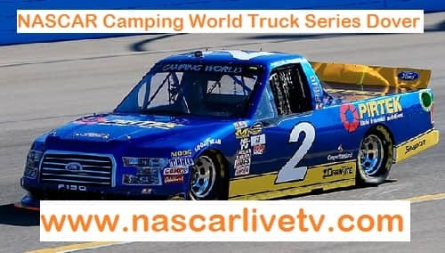 NASCAR Camping World Truck Series Dover live