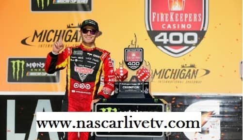 NASCAR FireKeepers Casino 400 Race Results