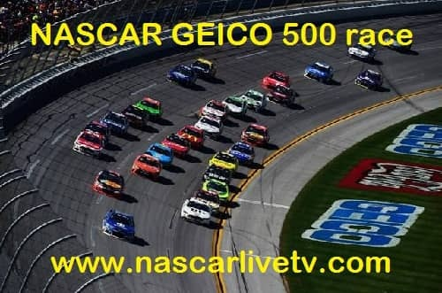 Image result for GEICO 500 live pic logo