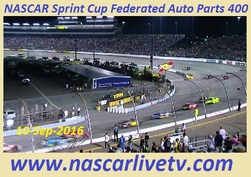 NASCAR Sprint Cup Federated Auto Parts 400