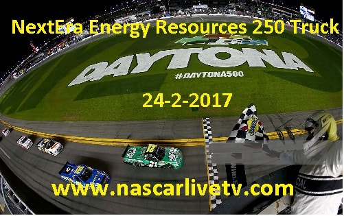 NextEra Energy Resources 250 Truck Live