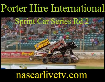 Porter Hire International Sprint Car Series Rd 2