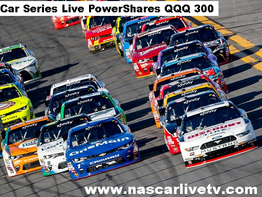 PowerShares QQQ 300 Live