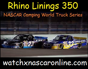 rhino%20linings%20350%20nascar%20camping%20world%20truck%20series Watch Rhino Linings 350 NASCAR Camping World Truck Series Online