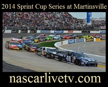 Sprint Cup Series at Martinsville