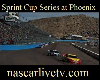 Sprint Cup Series at Phoenix