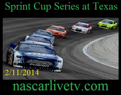 Sprint Cup Series at Texas