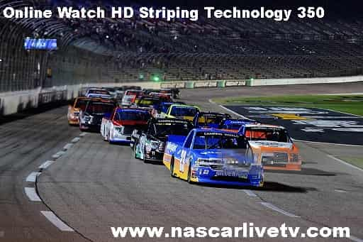 Striping Technology 350 Live