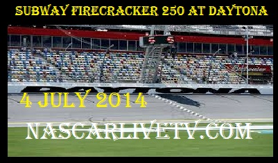 Subway Firecracker 250 at Daytona