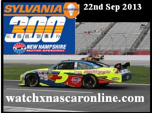 sylvania%20300 Watch NASCAR Sprint Cup Series New Hampshire Online