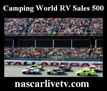 Camping World RV Sales 500