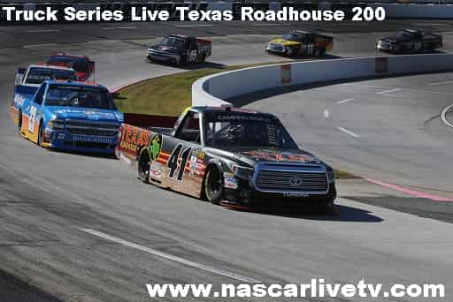 Texas Roadhouse 200 Live