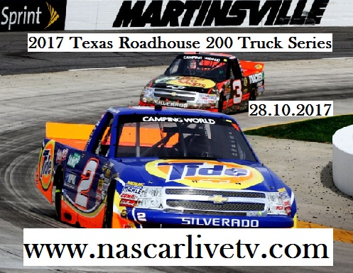Texas Roadhouse 200 Truck Series
