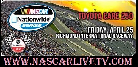 NASCAR Nationwide Series at Richmond