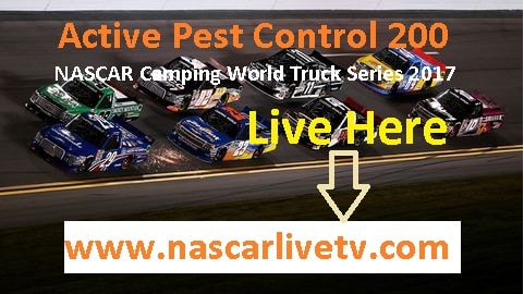 Truck Series Active Pest Control 200 stream