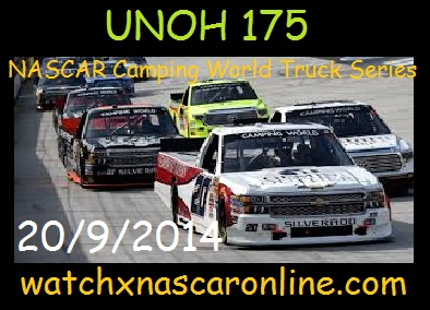 unoh%20175%20nascar%20camping%20world%20truck%20series Watch UNOH 175 NASCAR Camping World Truck Series Online