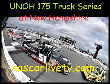 UNOH 175 Truck Series at New Hampshire