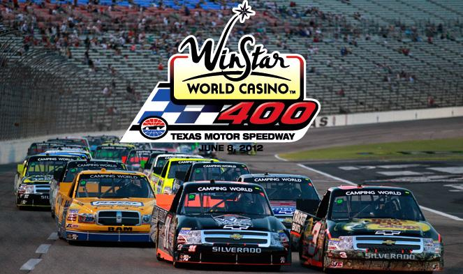 NASCAR Camping World Truck Series live