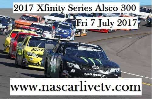 Xfinity Series Alsco 300 live