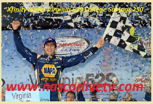 Xfinity Series Virginia 529 College Savings 250