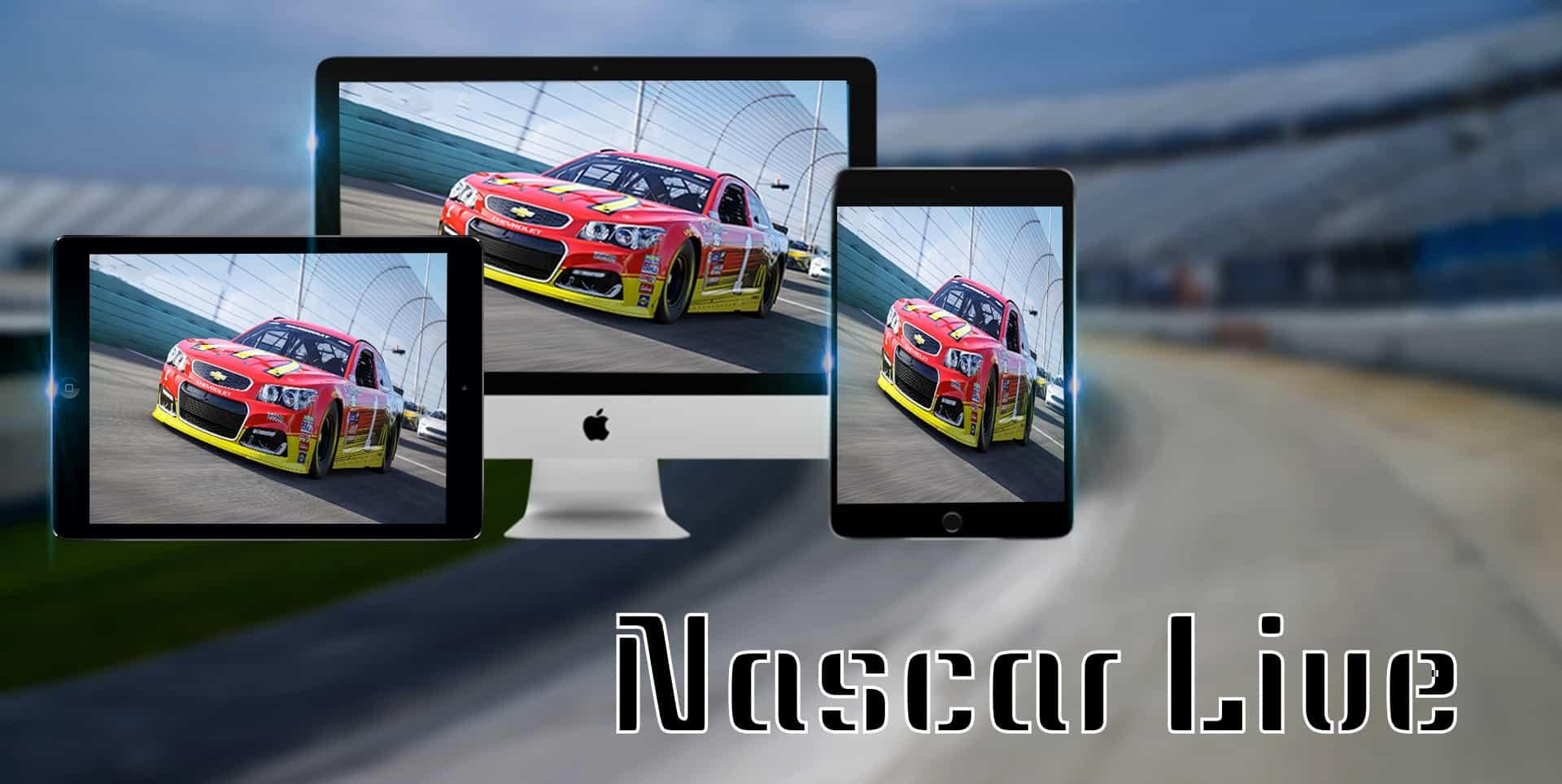 Watch Nascar Online 2018 slider