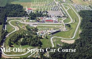 Mid-Ohio Sports Car Course Live On Browser
