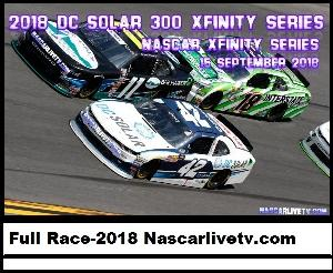 NASCAR Xfinity Series -Complete Race 2018